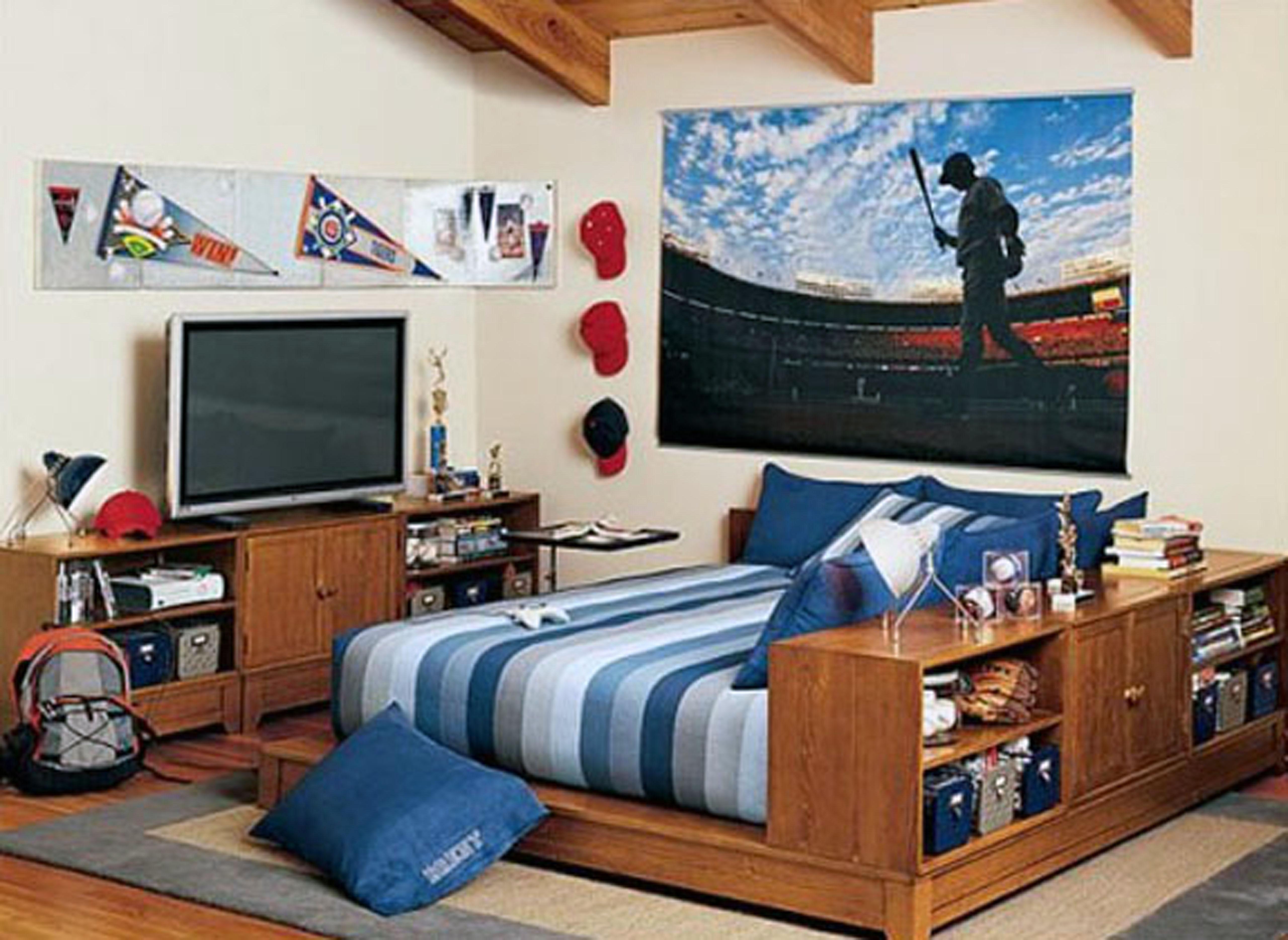 Фото подростковых комнат