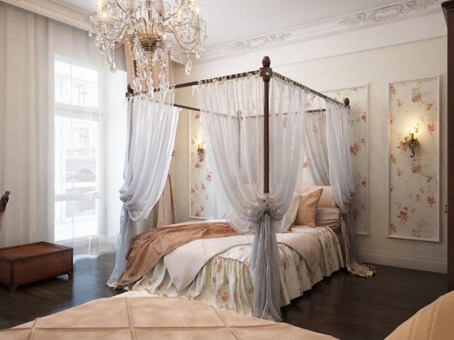 Занавески для спальни своими руками фото идеи