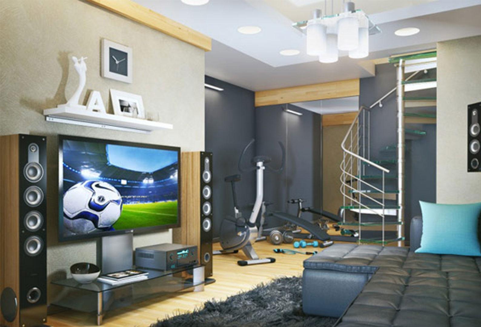 Фото современных подростковых комнат дизайн