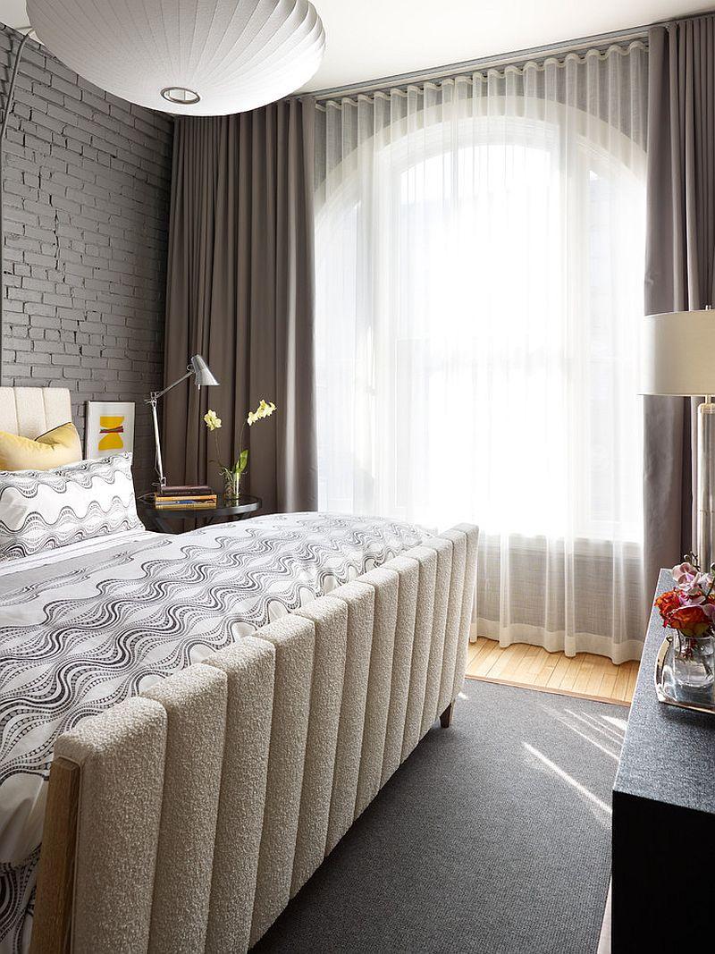 Шторы в спальную комнату дизайн 2017