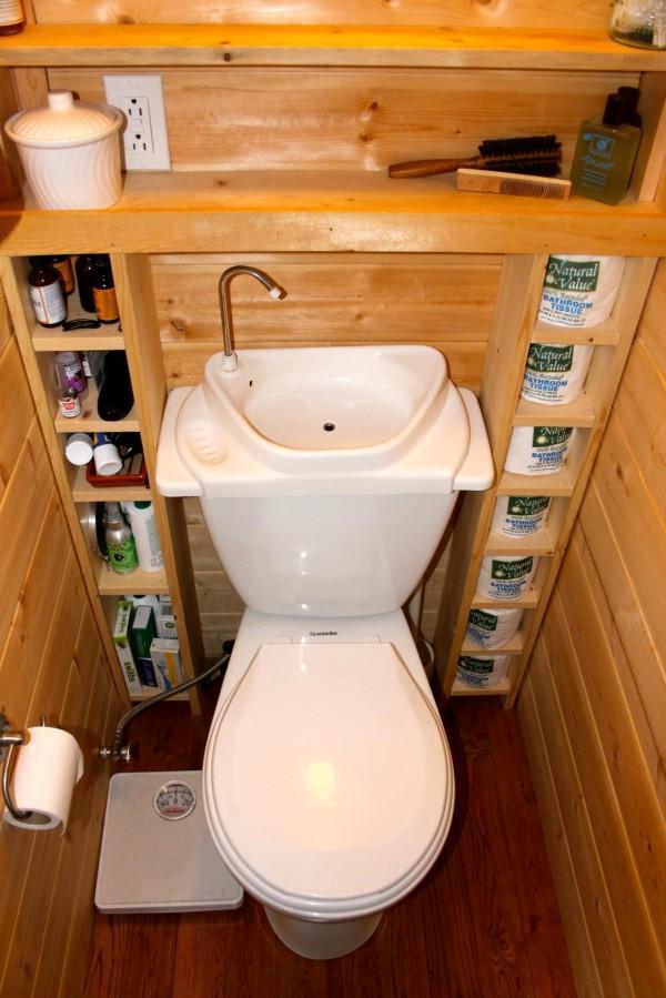 Туалета фото сделано своими руками