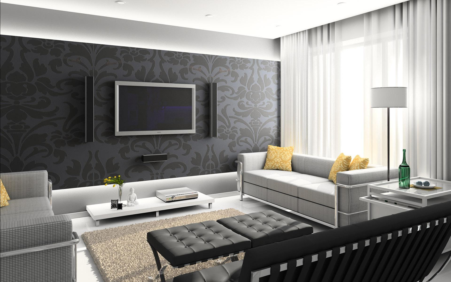 Дизайн квартир зала