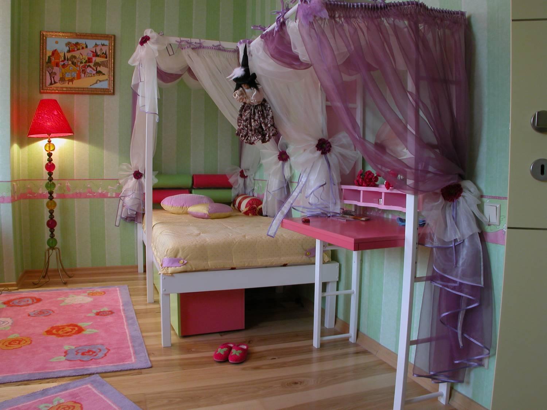 Как украсить  детскую комнату мальчиков