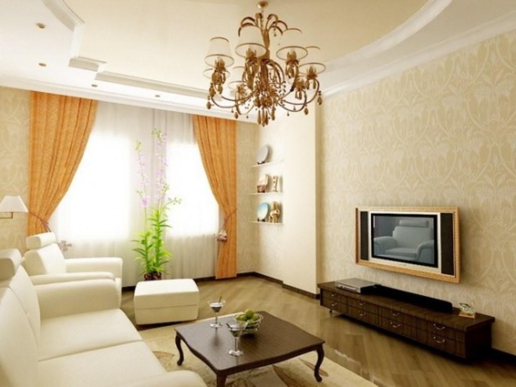 Фото дизайн для маленького зала