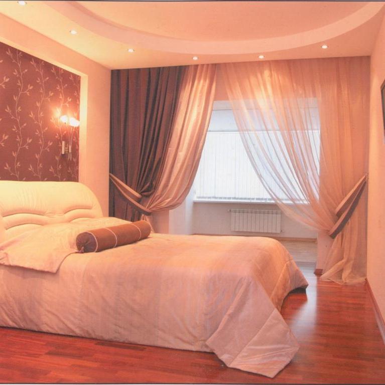 Картинки дизайн штор для спальни новинки