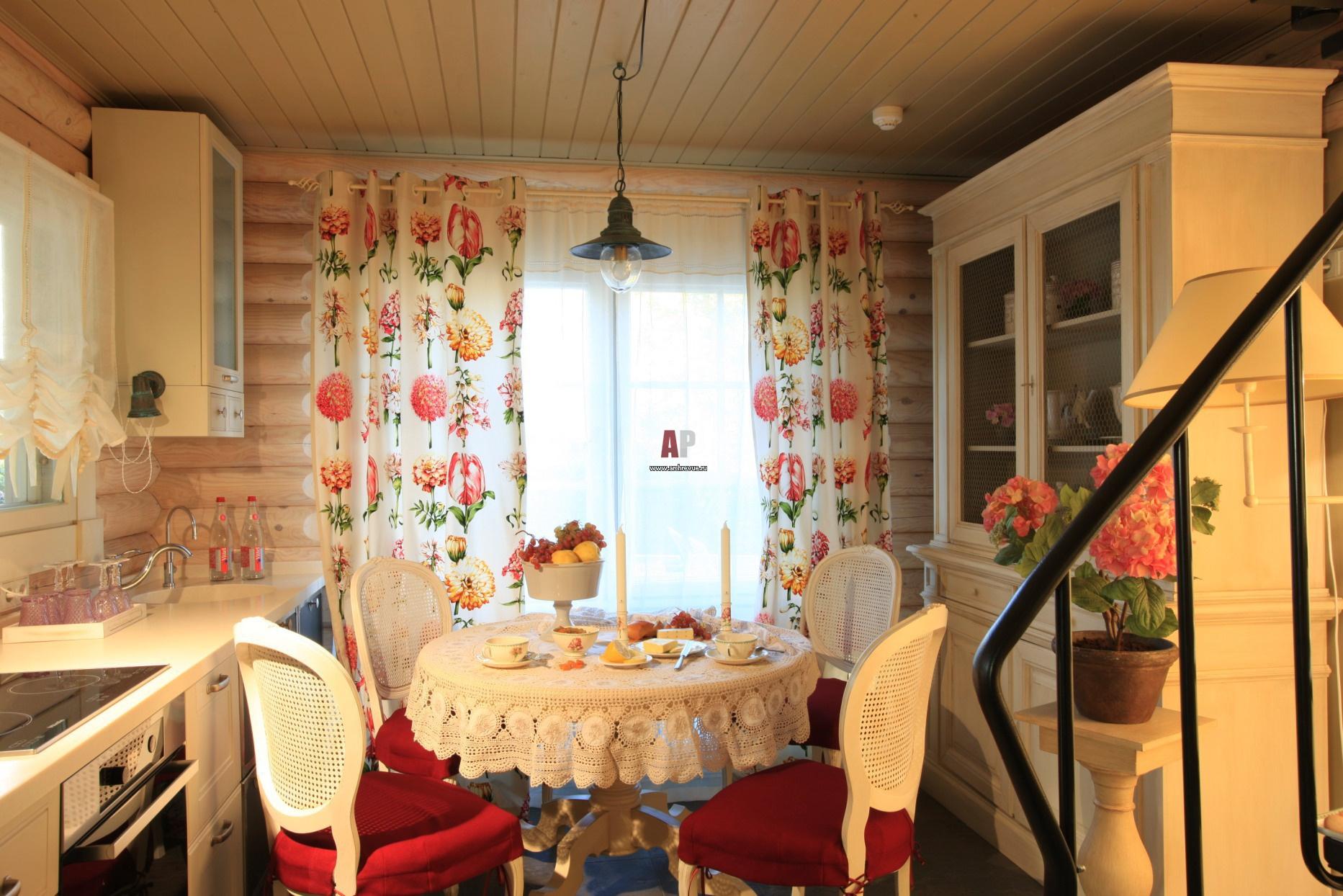 Новые идеи для декорирования дачного домика