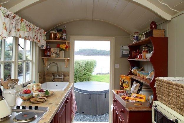 Дизайн кухни на даче фото своими руками