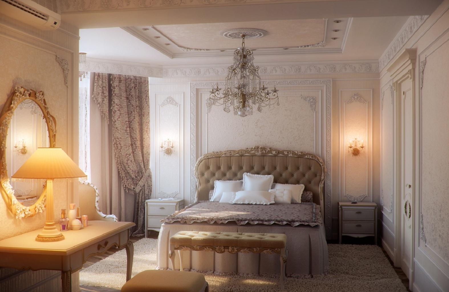 Фото дизайн интерьеров спален