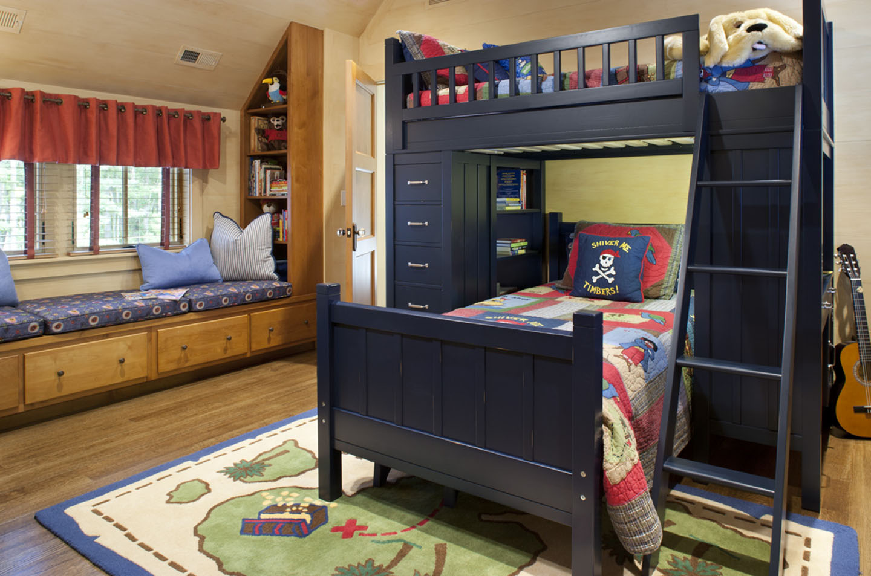 Дизайн кроватей для парней фото
