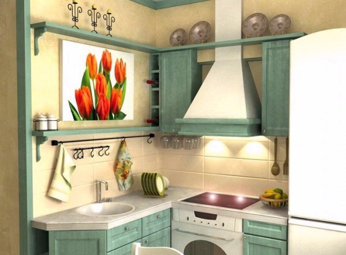 Маленькая кухня в хрущевке своими руками 898
