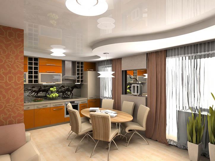 Фото дизайн проектов 2 комнатную