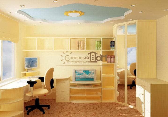 Дизайн комнаты для мальчика реальные