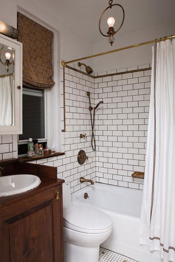 Дизайн небольшой ванной комнаты и туалета