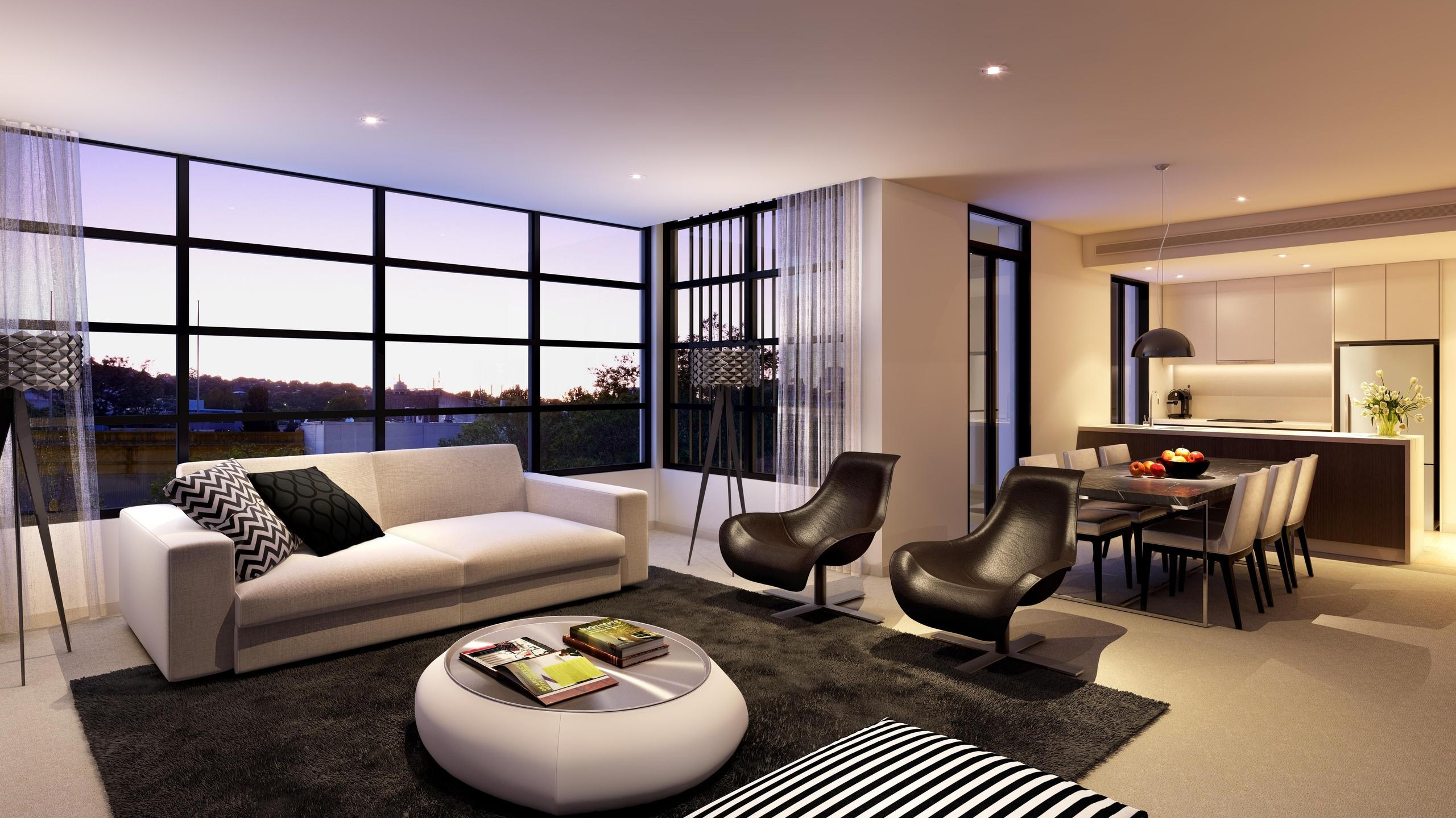Дизайн комнат дома с