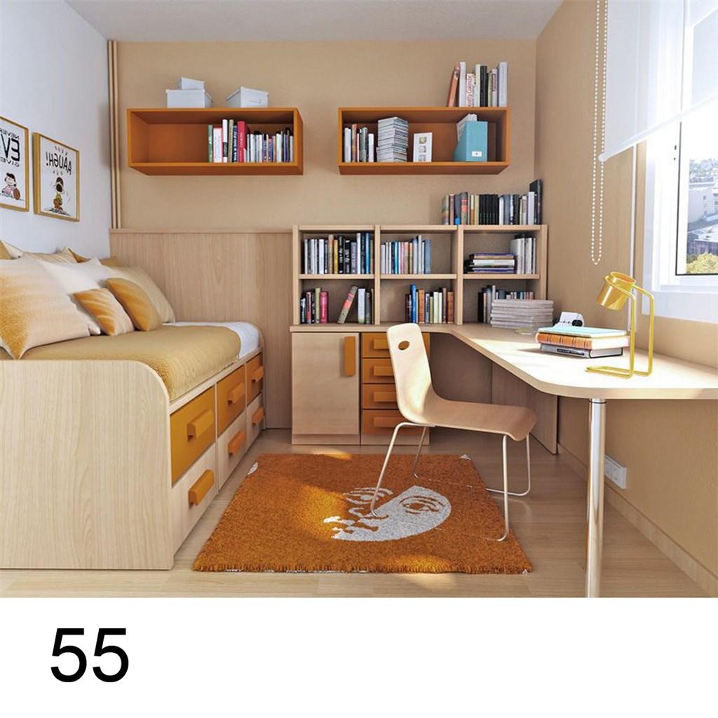 Детская небольшая комната для мальчика дизайн