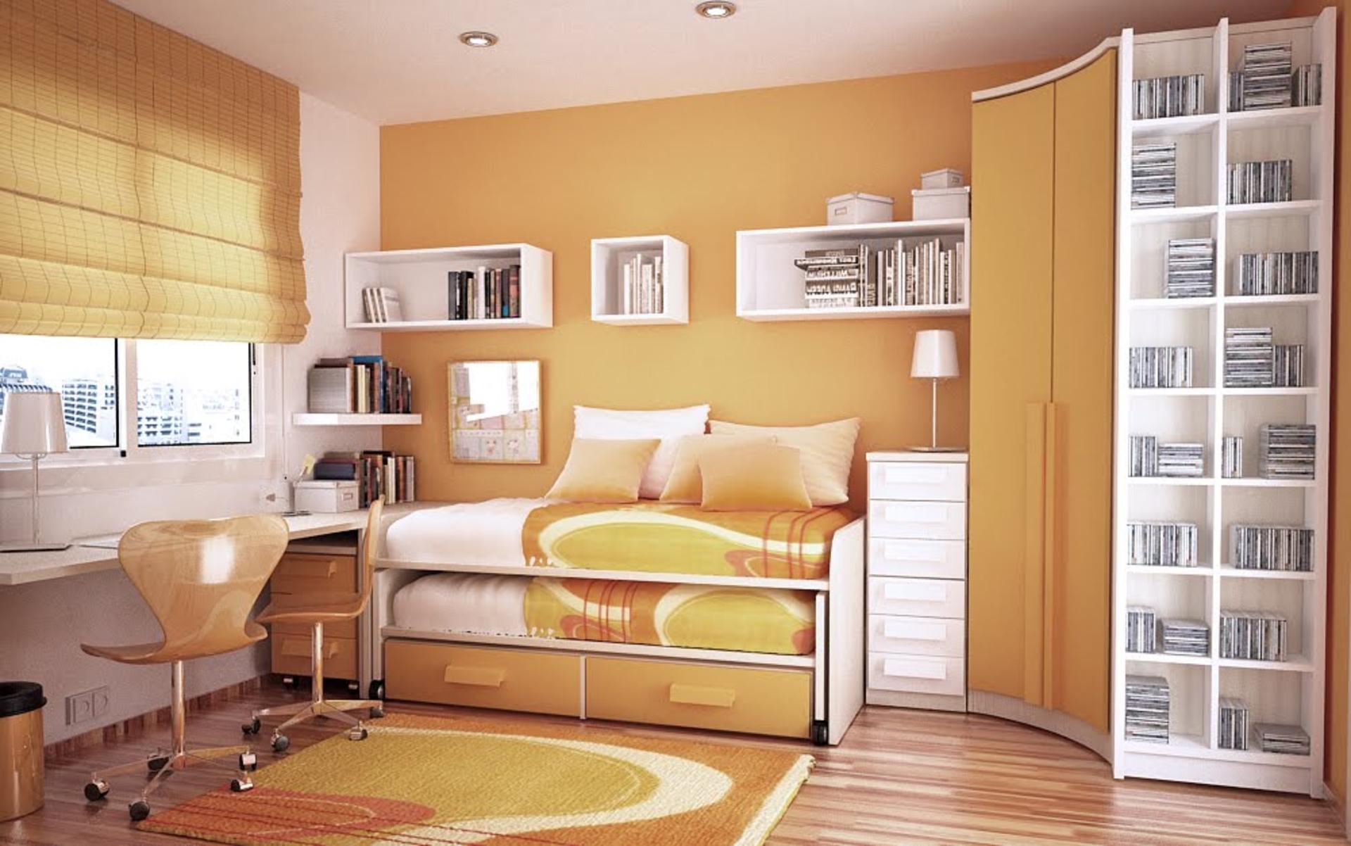 Фото дизайна комнат маленькой площади