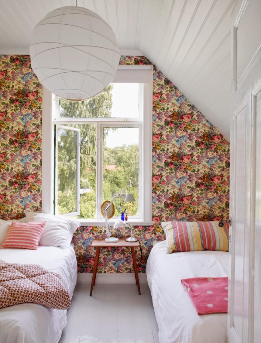 Дизайн комнат в дачном домике
