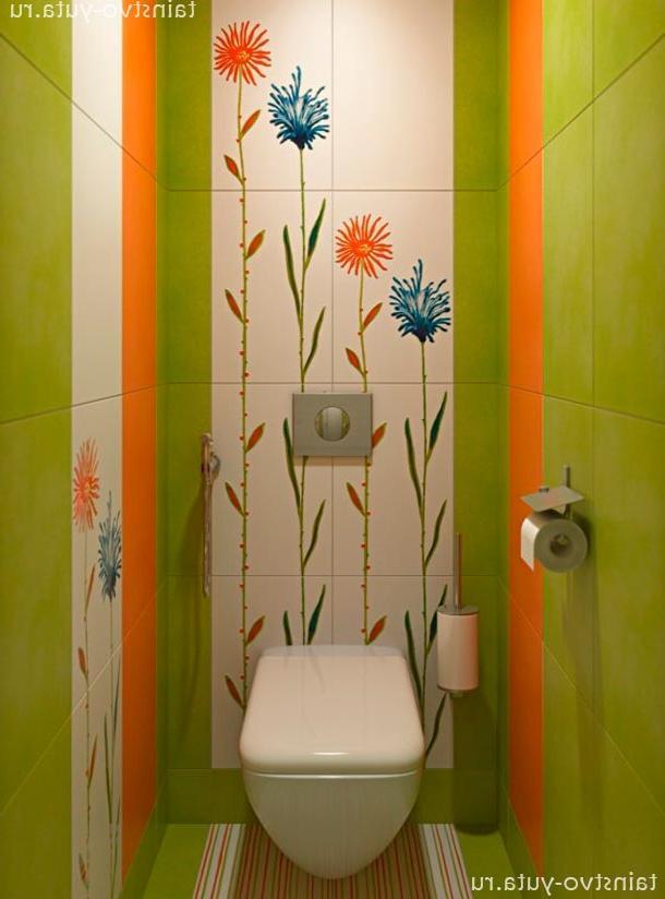 Дизайн туалета 2 кв.м фото без туалета