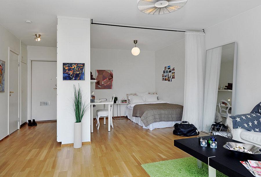 Einzimmerwohnung Einrichten