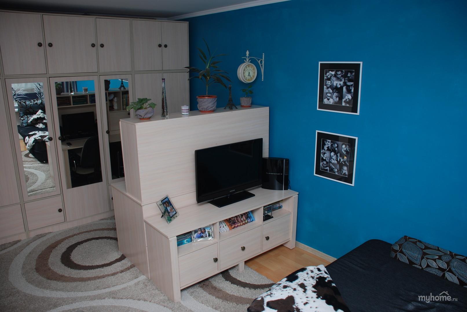 Дизайн комнаты в общаге только