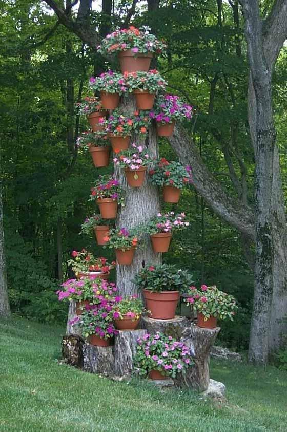 Красота для сада своими руками 37