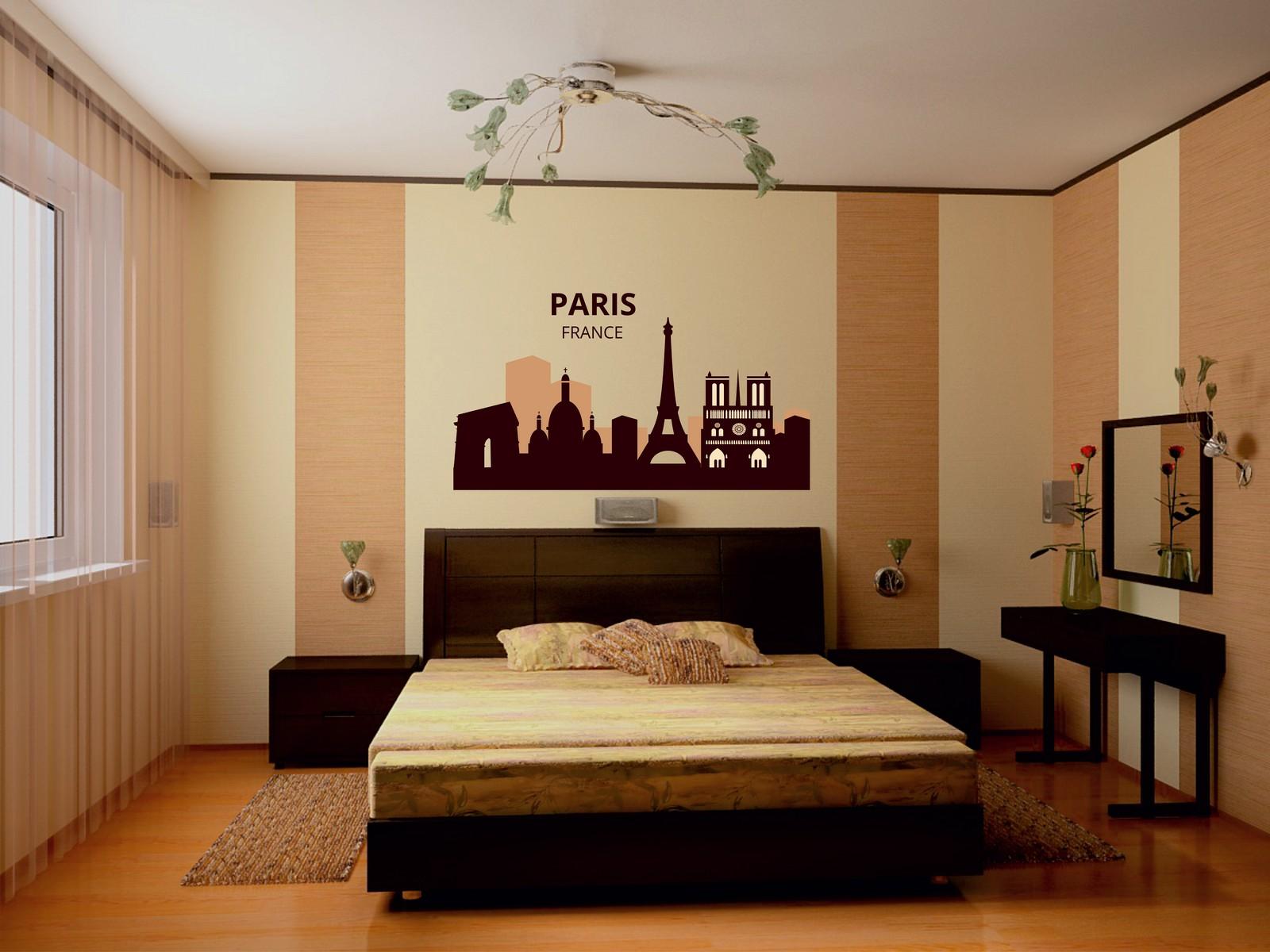 Идеи обоев спальня фото