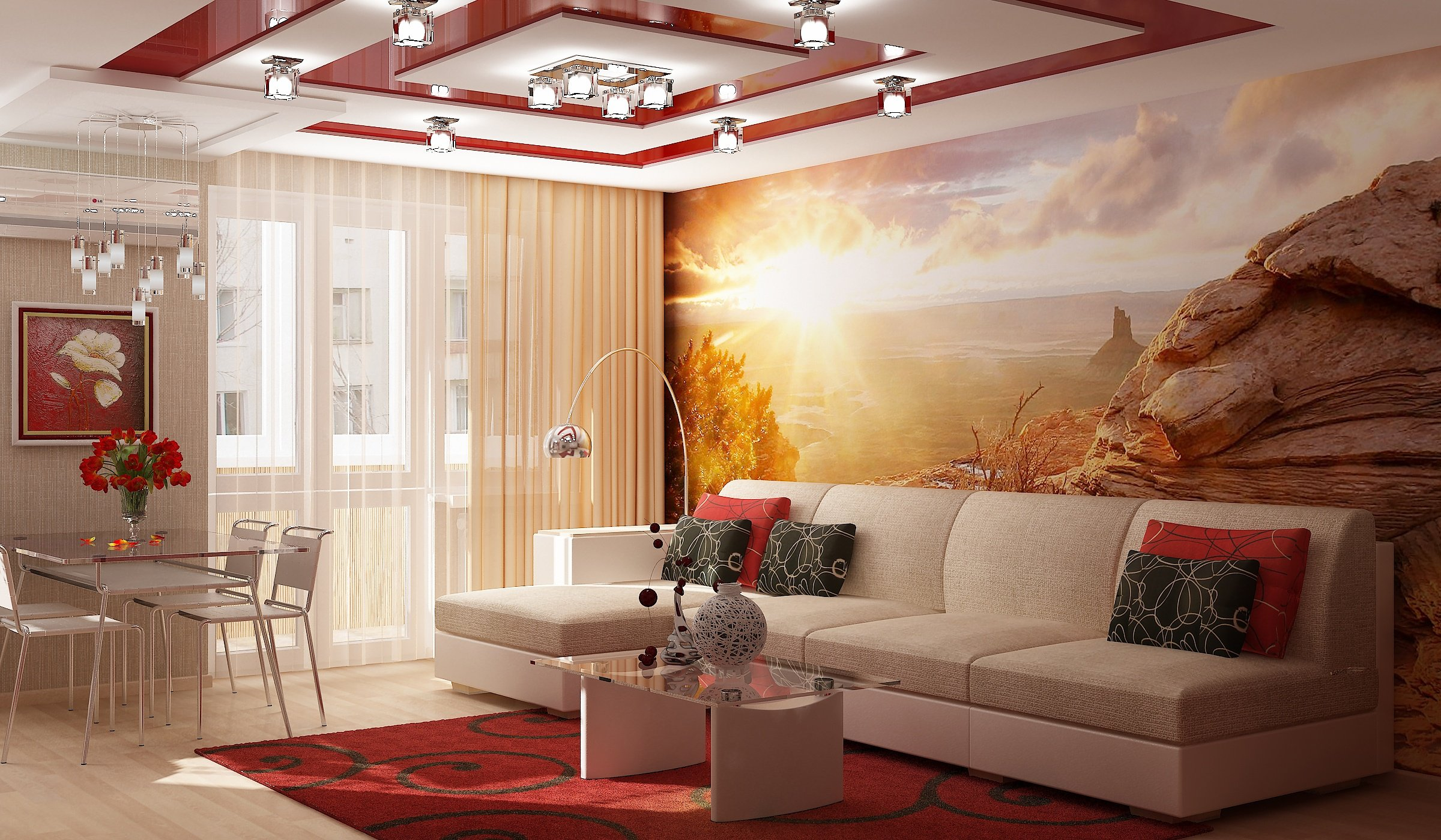 Ремонты и дизайны квартир