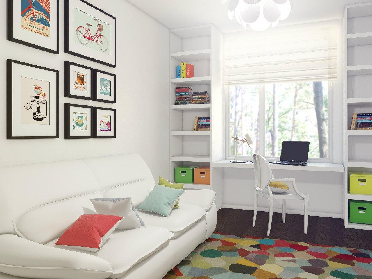 Комната подростка дизайн интерьера девочки
