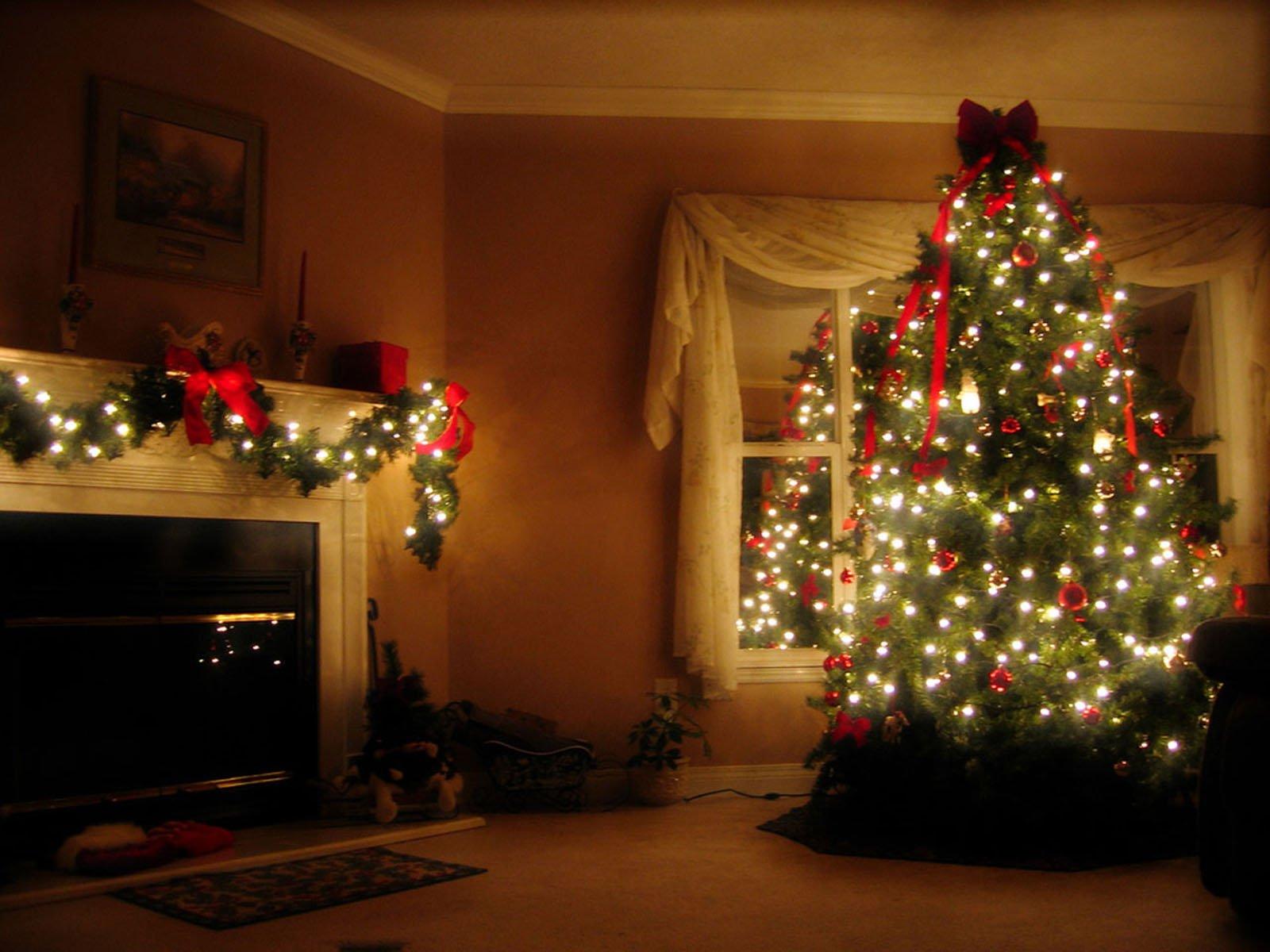 Украшение в квартиру для нового года