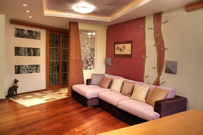 Дизайн квартир залы