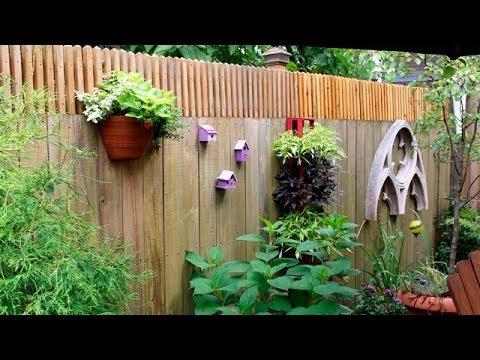Как сделать красивым двор частного дома своими руками фото 531