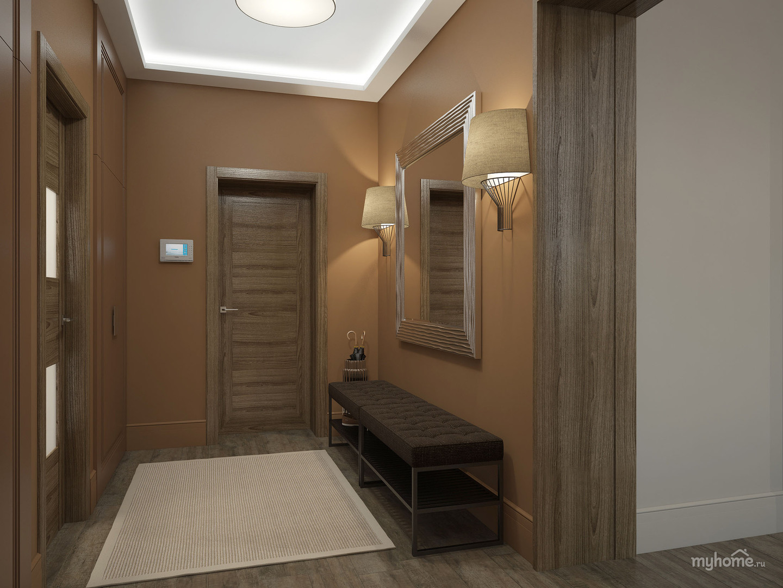 Ремонт и дизайн прихожей в квартире