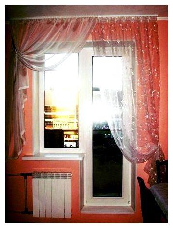 """Тюль для кухни с балконной дверью фото """" картинки и фотограф."""