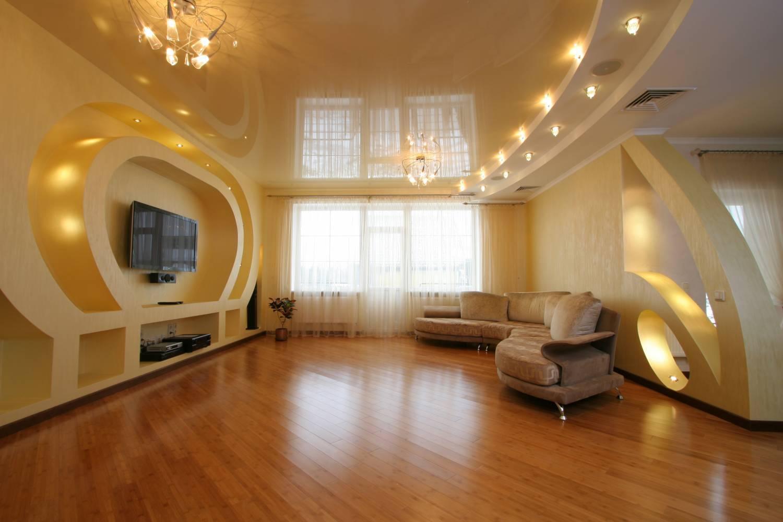 Как сделать потолки дизайн