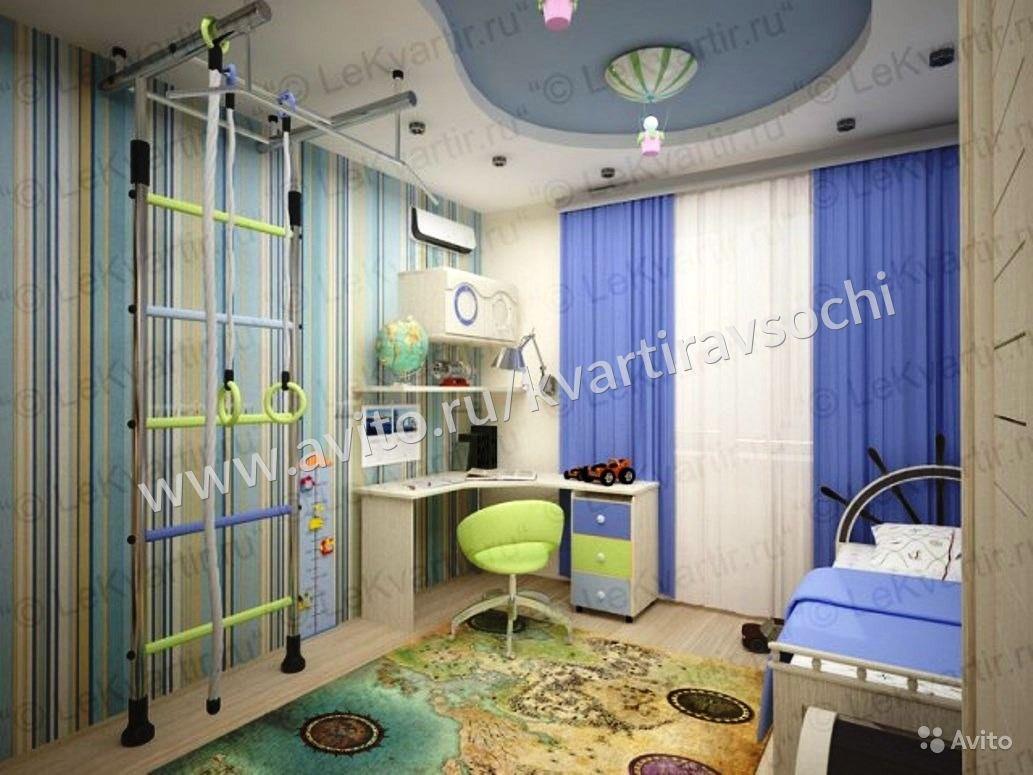 Комната 2 на 3 дизайн детская для мальчика