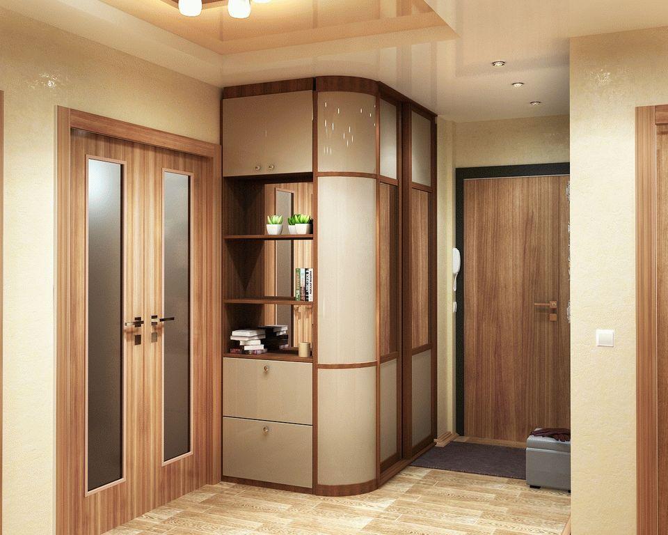 Дизайн прихожей и маленького коридора