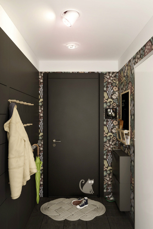 Дизайн маленького коридору