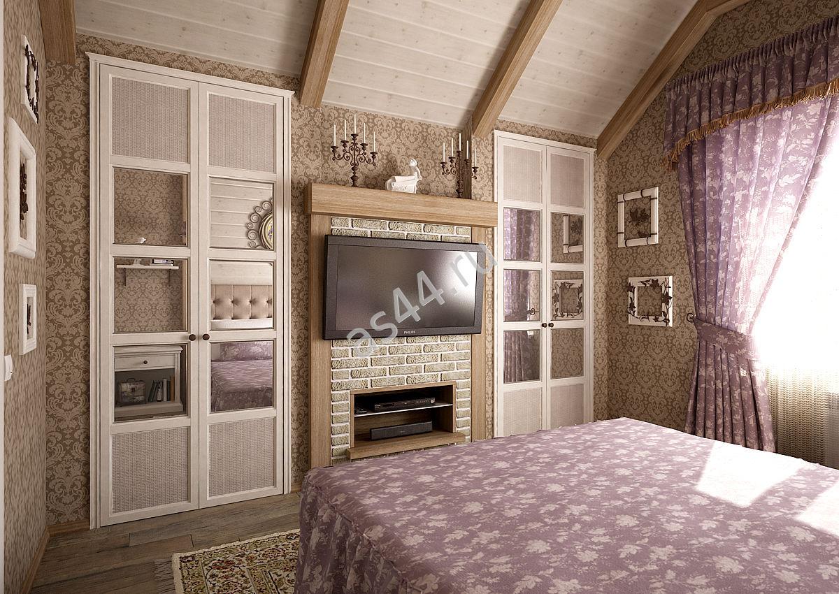 Дизайн интерьера квартир п 3м