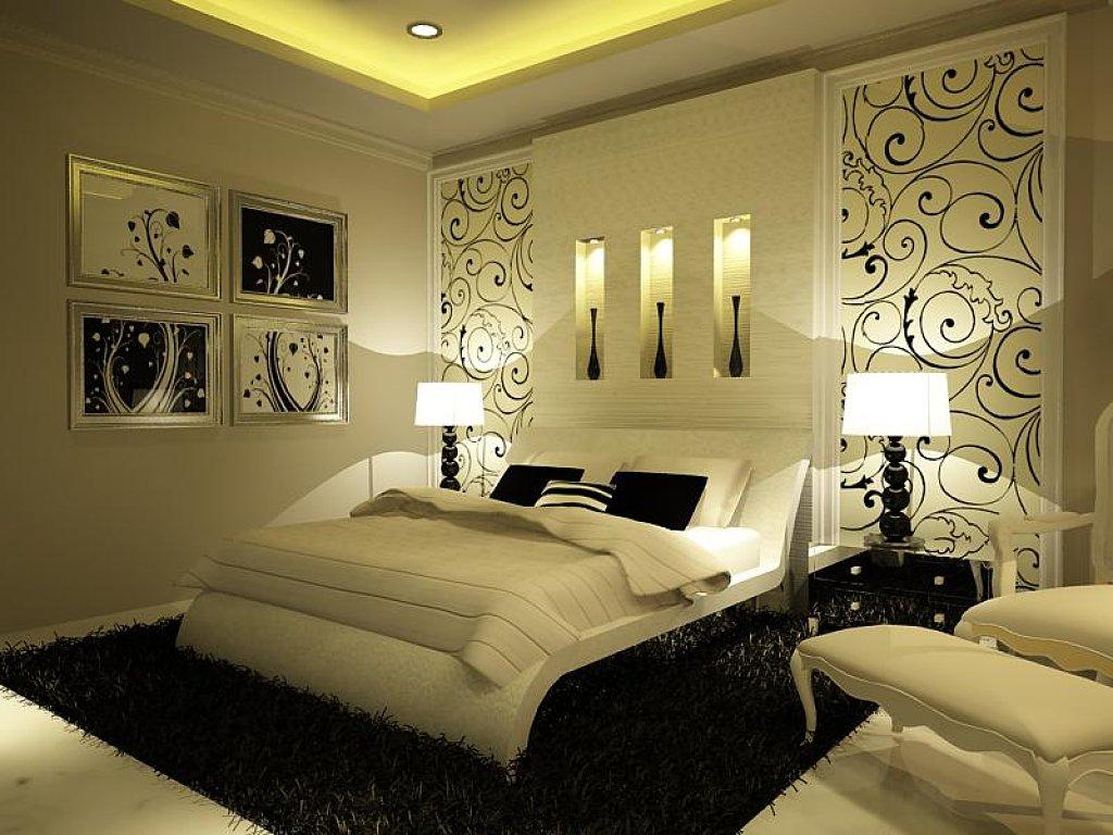 Schlafzimmer dekor luxor