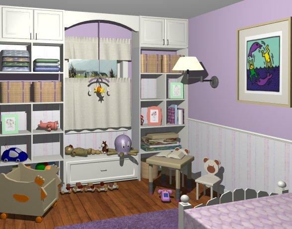 Сделать дизайн своей комнаты самому на компьютере