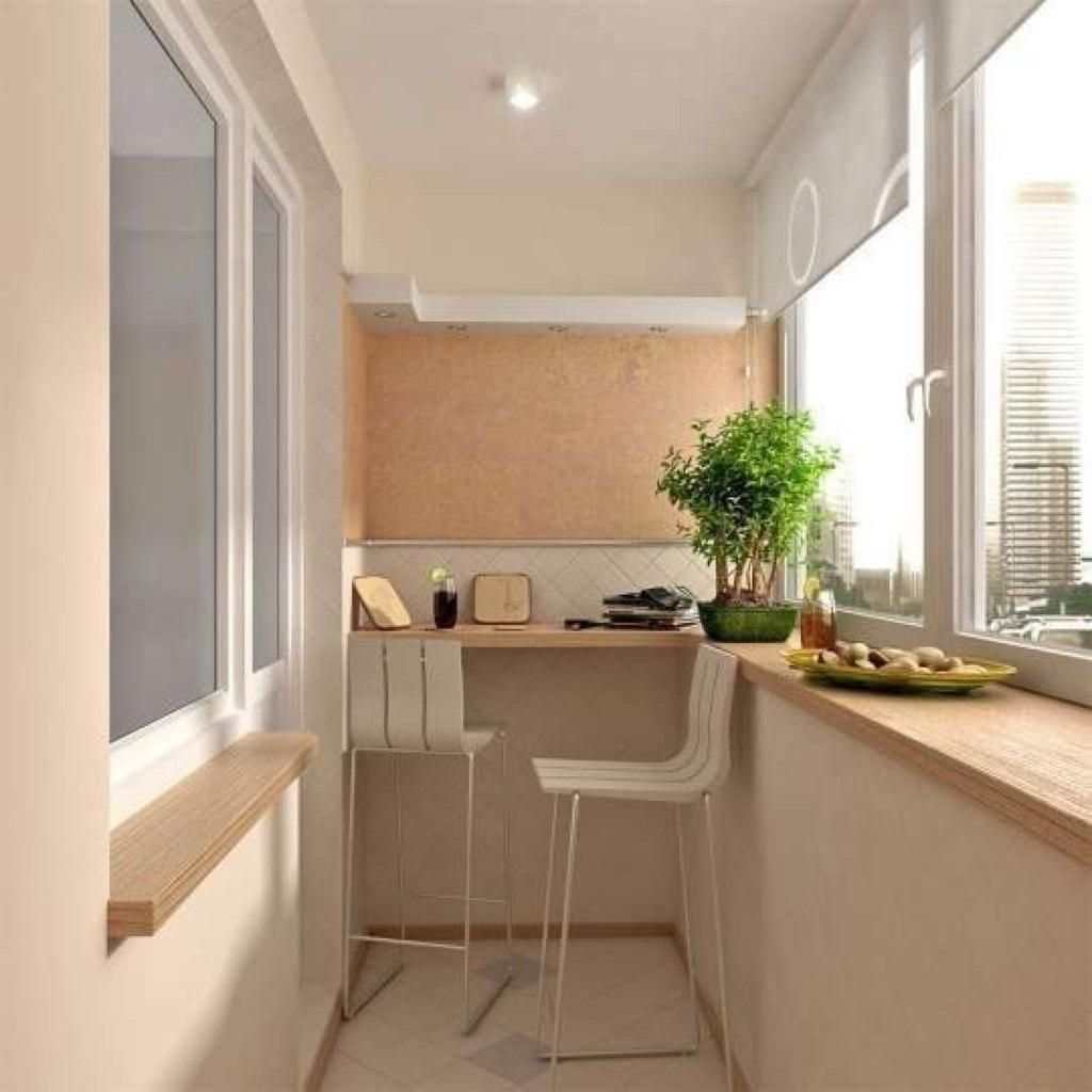 Дизайн интерьера балкон фото