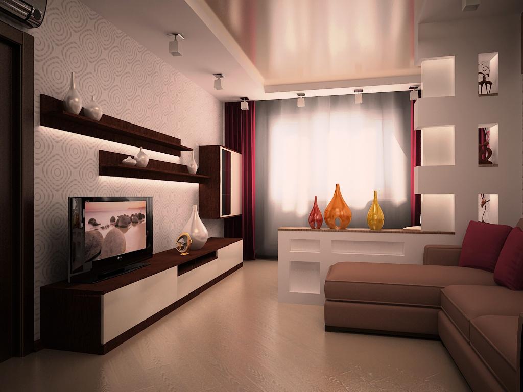 Фото дизайн интерьера панельных квартир