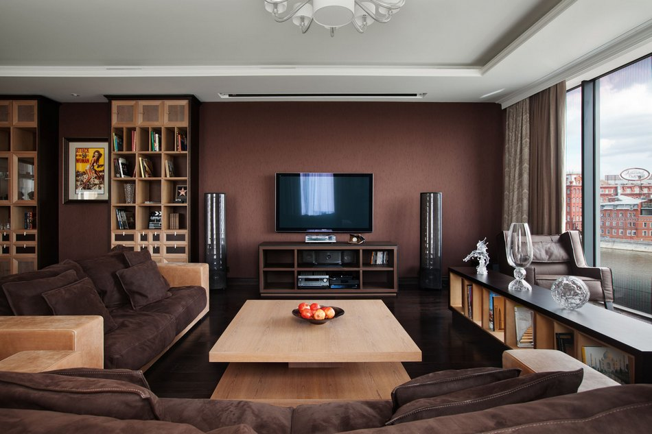 Лучшие дизайны интерьеров квартир