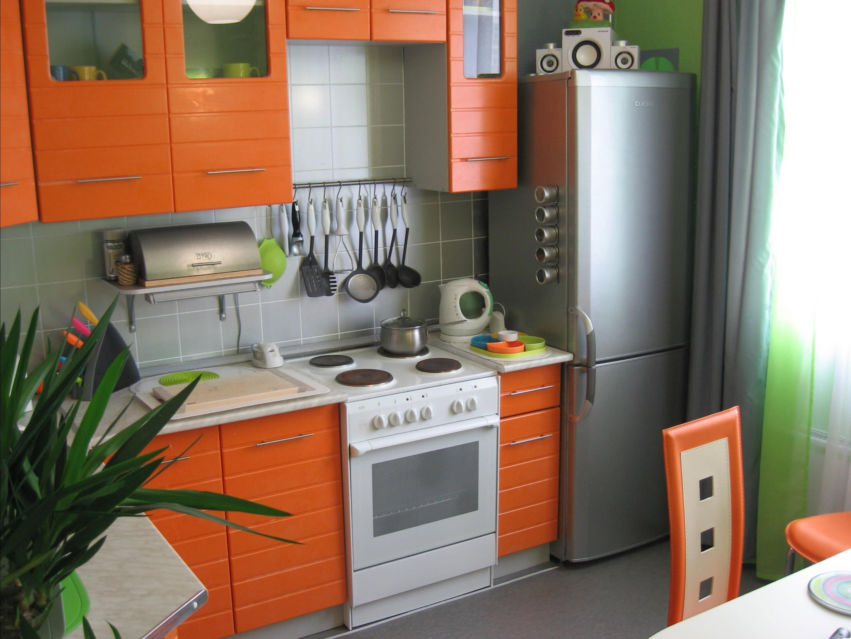 Дизайн кухни для хрущевки