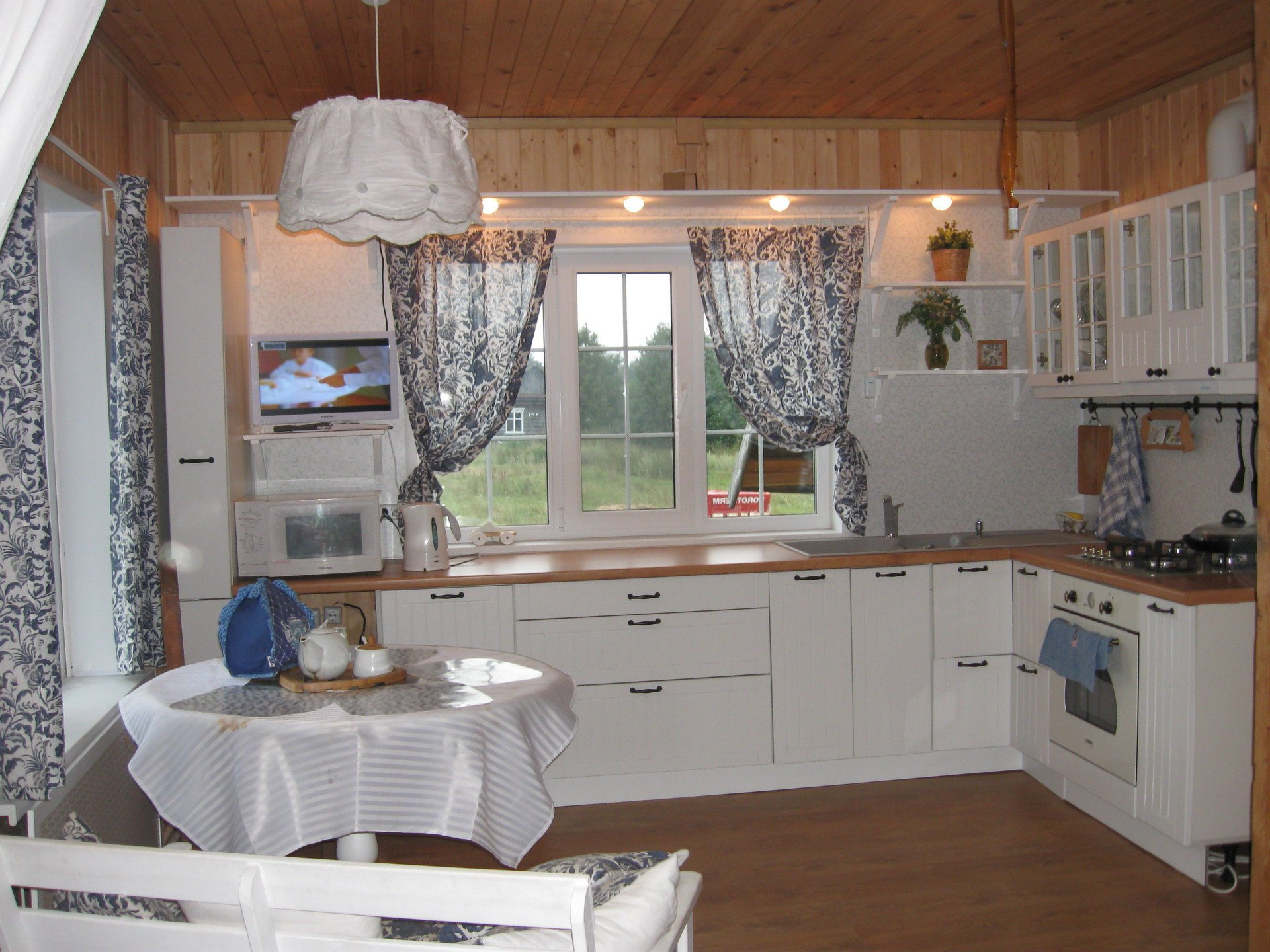 Интерьер кухни своими руками свое доме