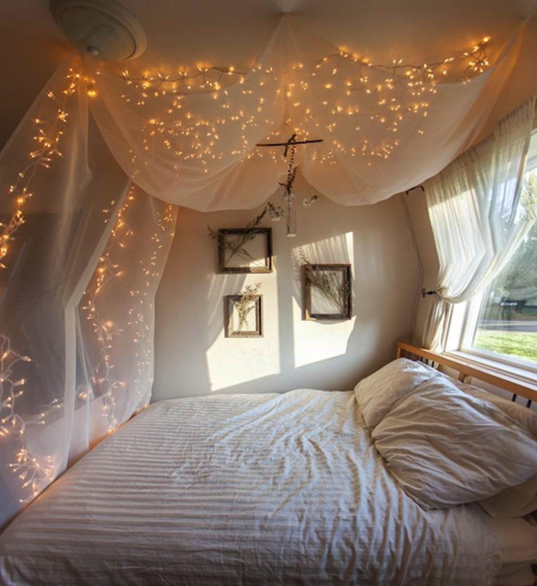 Как украсить спальни своими руками
