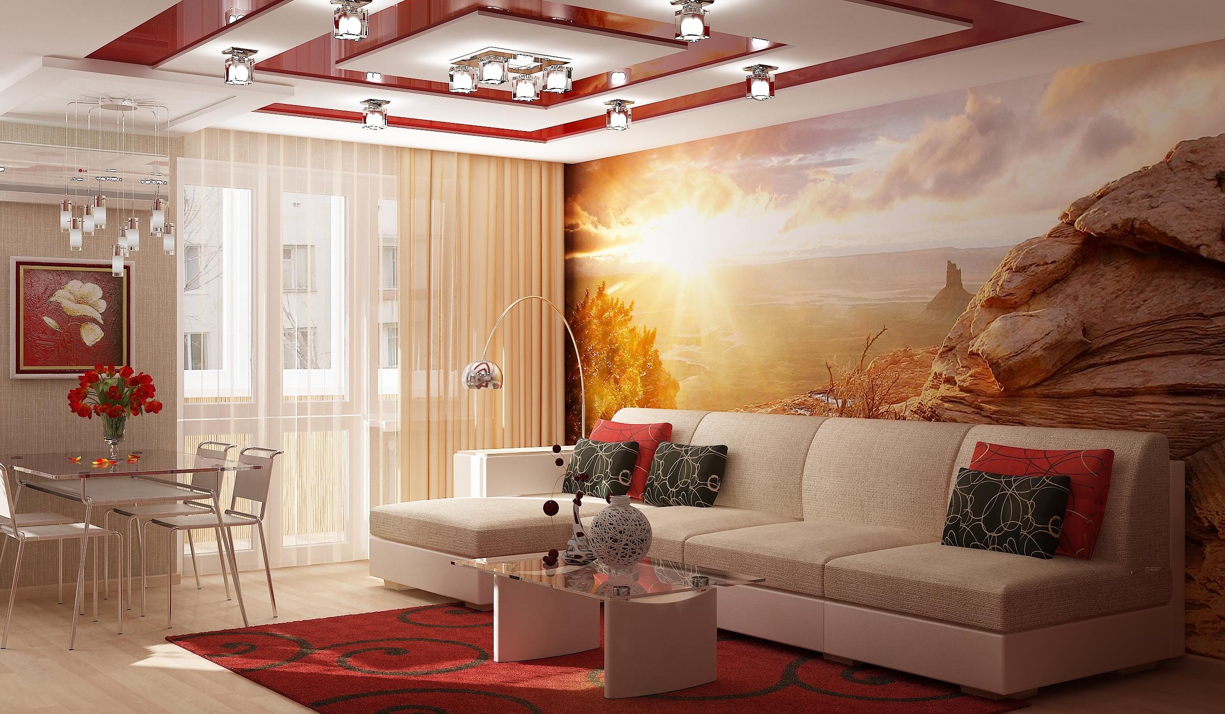 Как сделать красивый интерьер в квартире