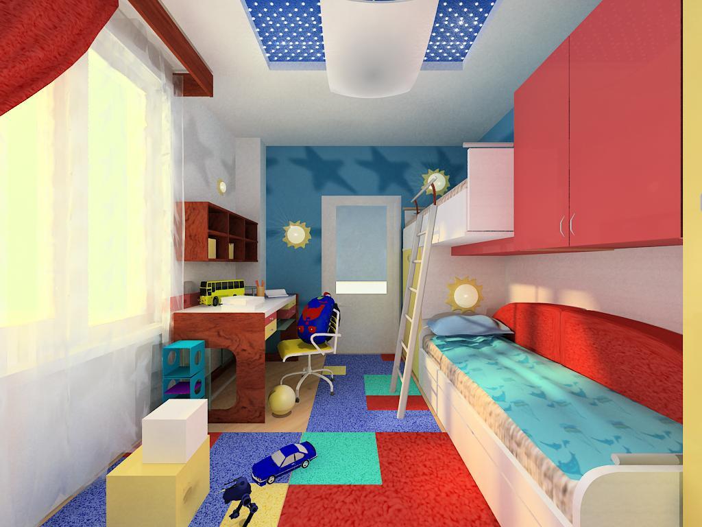 Интерьер детской комнаты для двоих детей 30 идей дизайна на