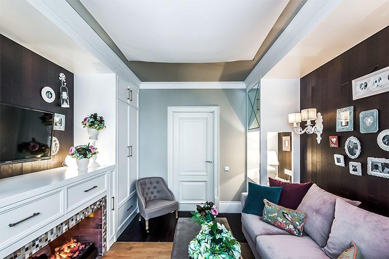 Квартирный вопрос дизайн гостиной