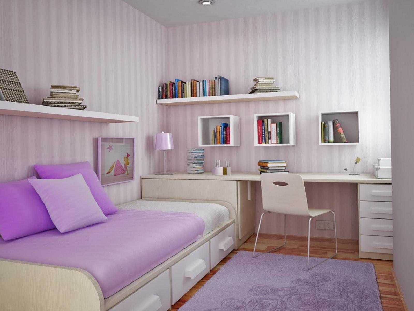 Детская спальня для девочек дизайн